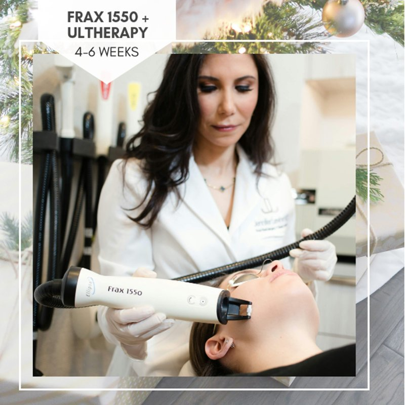 1550 Laser Resurfacing Facial