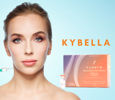 KYBELLA® deoxycholic acid injection